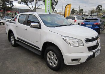 2012 Holden Colorado LTZ RG Auto 4×4 MY13
