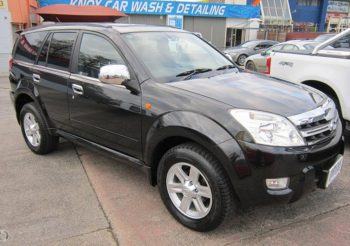 2010 Great Wall X240 Manual 4×4