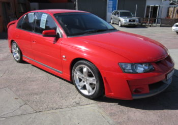 2003 HSV VY Clubsport Auto with 260kw of pure V8 power!!