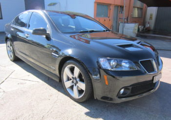 2010 Holden Commodore SS V Special Edition VE With Pontiac G8 Front Rare Beast