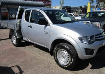 2012 Mitsubishi Triton GLX MN Manual 4×4 They Don't Come Any Better Than This