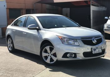 2013 Holden Cruze Equipe AUTO with only 60000k's One owner full service history. Very economical, heaps of extras. Great buying