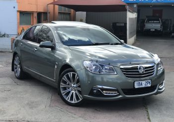 2014 Commodore Calais V, pure luxury and stunning to drive with only 70000k's